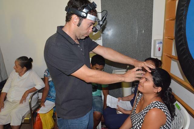 Governo promove 'Mutirão Mais Saúde' para prevenção do Glaucoma