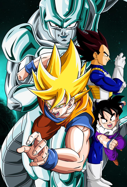 Dragon Ball Z The Movie 6 Fight! 10 Billion Power Warriors การกลับมาของคูลเลอร์