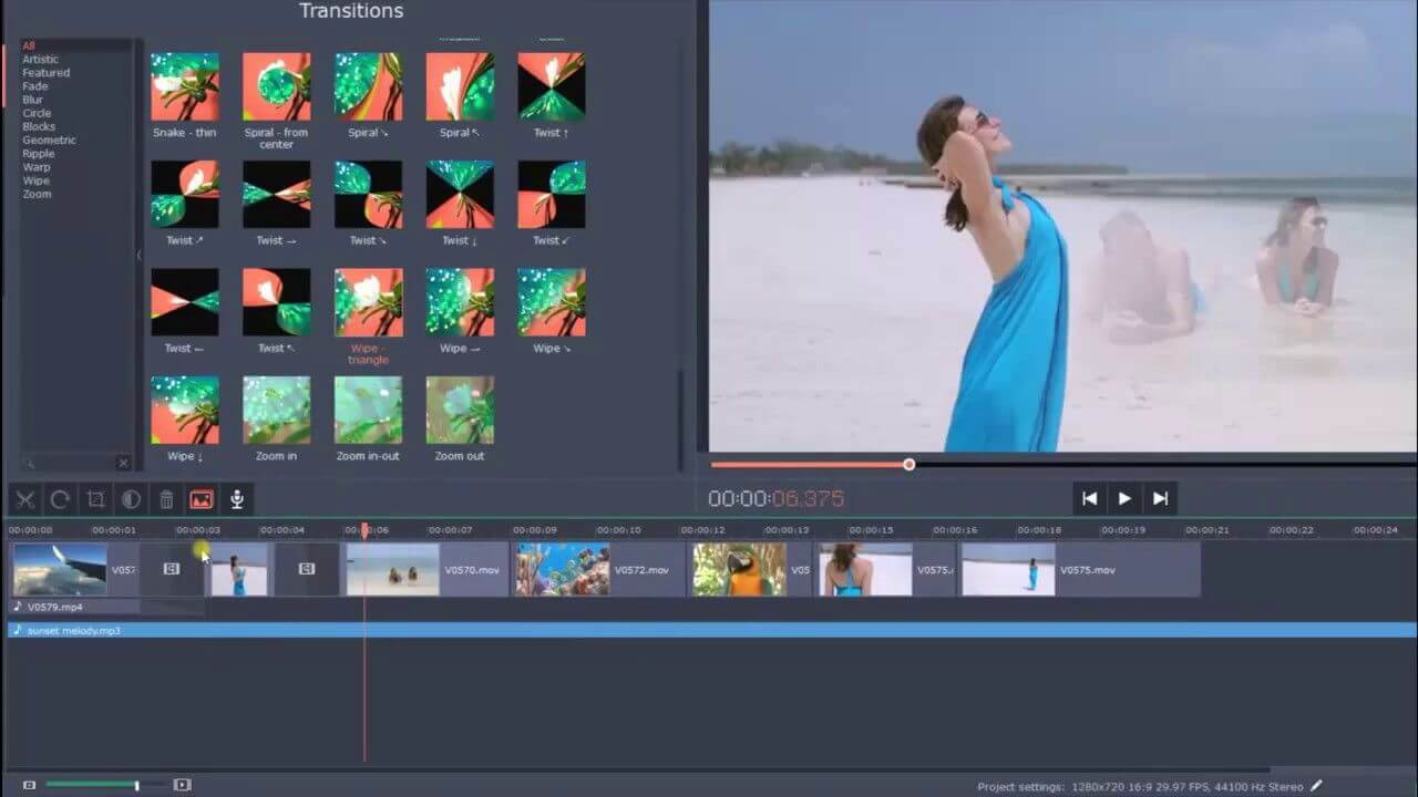 Download Movavi Video Editor Plus 14.1.0 + Crack