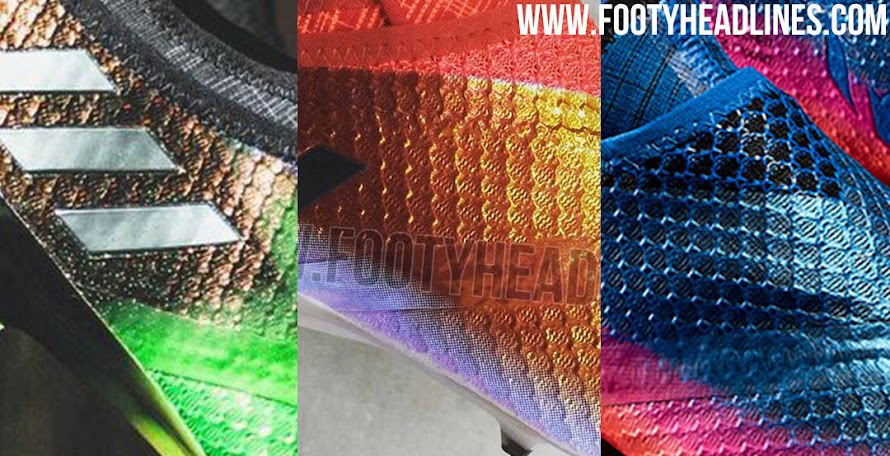 8d95e9fa7 Including Leaked Ballon d'Or Boots - Here Are All Boots of The Discontinued Adidas  Messi 16 Silo
