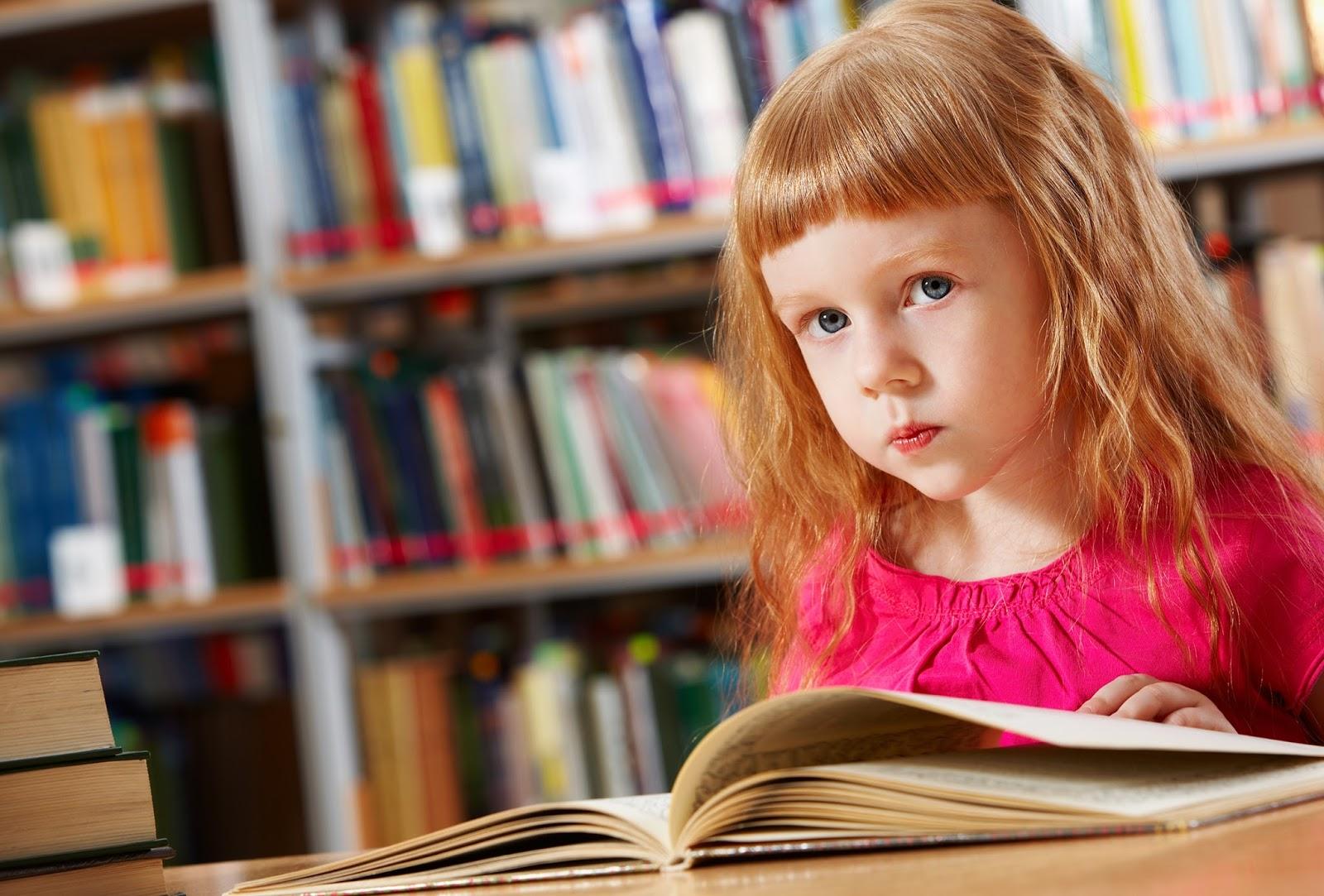 namc montessori circle of inclusion classic presentation. girl reading a book