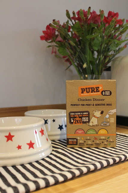 Review of Pure Pet Food