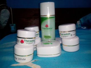 review theraskin skincare