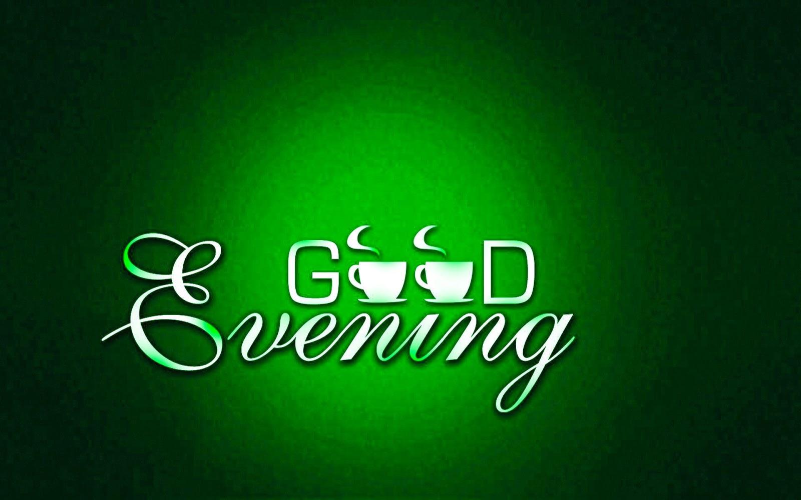 good evening sweetheart