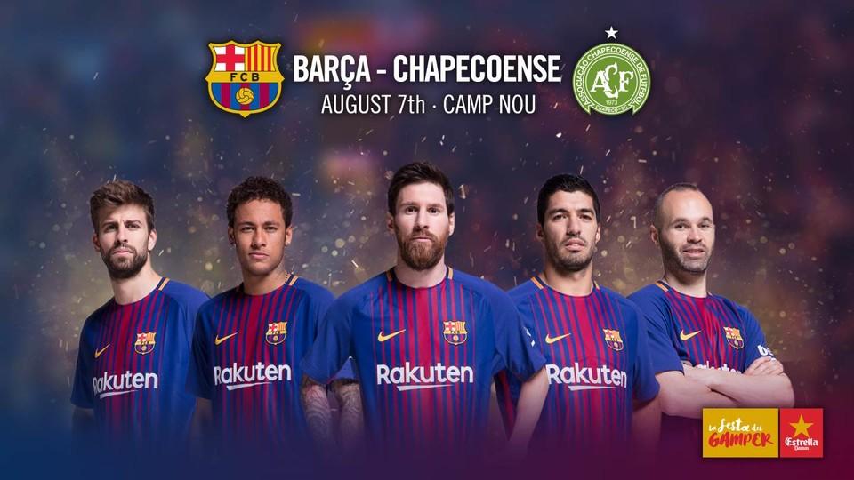 مشاهدة مباراة برشلونة وشابيكوينسي