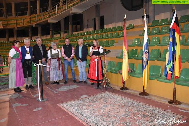 """Villa y Puerto de Tazacorte VI Feria de Otoño  """"Alemania Visita Tazacorte"""""""
