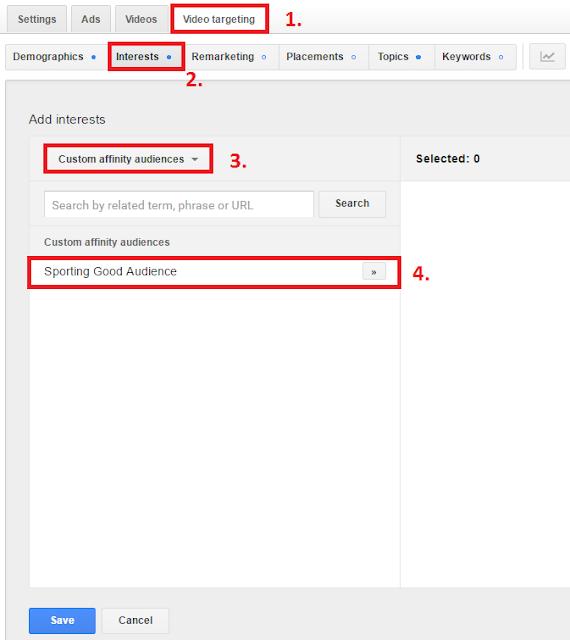 memasang iklan sendiri di youtube
