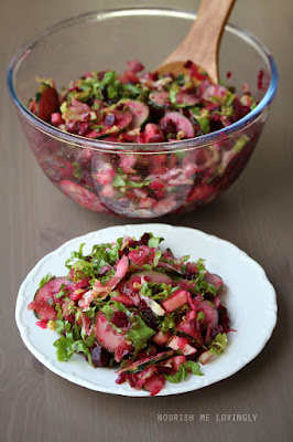 spring_salad_with_beet_AIP_VEGAN