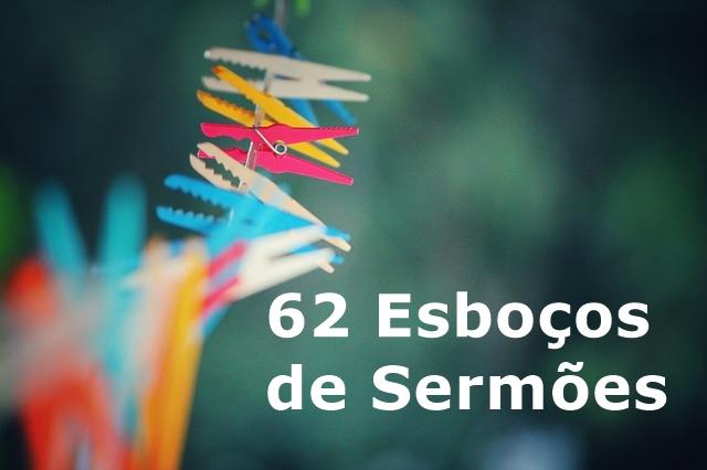 62 esboços sermoes pdf