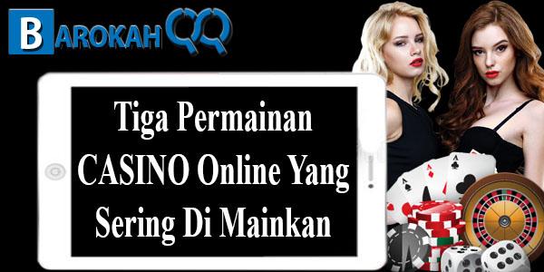 Permainan CASINO Online
