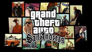 Gta San Andreas bladed game