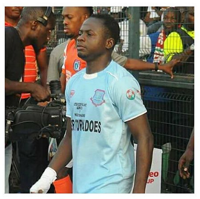 Bike Kills Nigerian Footballer, 2 Months After His Wedding