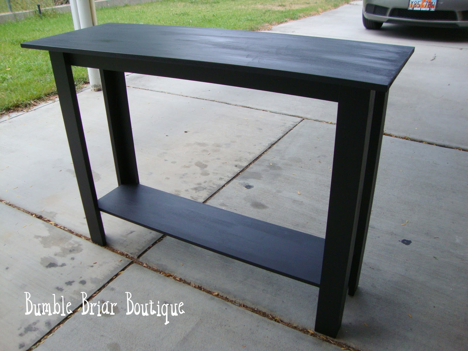 Building A Sofa Table Haverty Reviews Bumble Briar Boutique How To Build