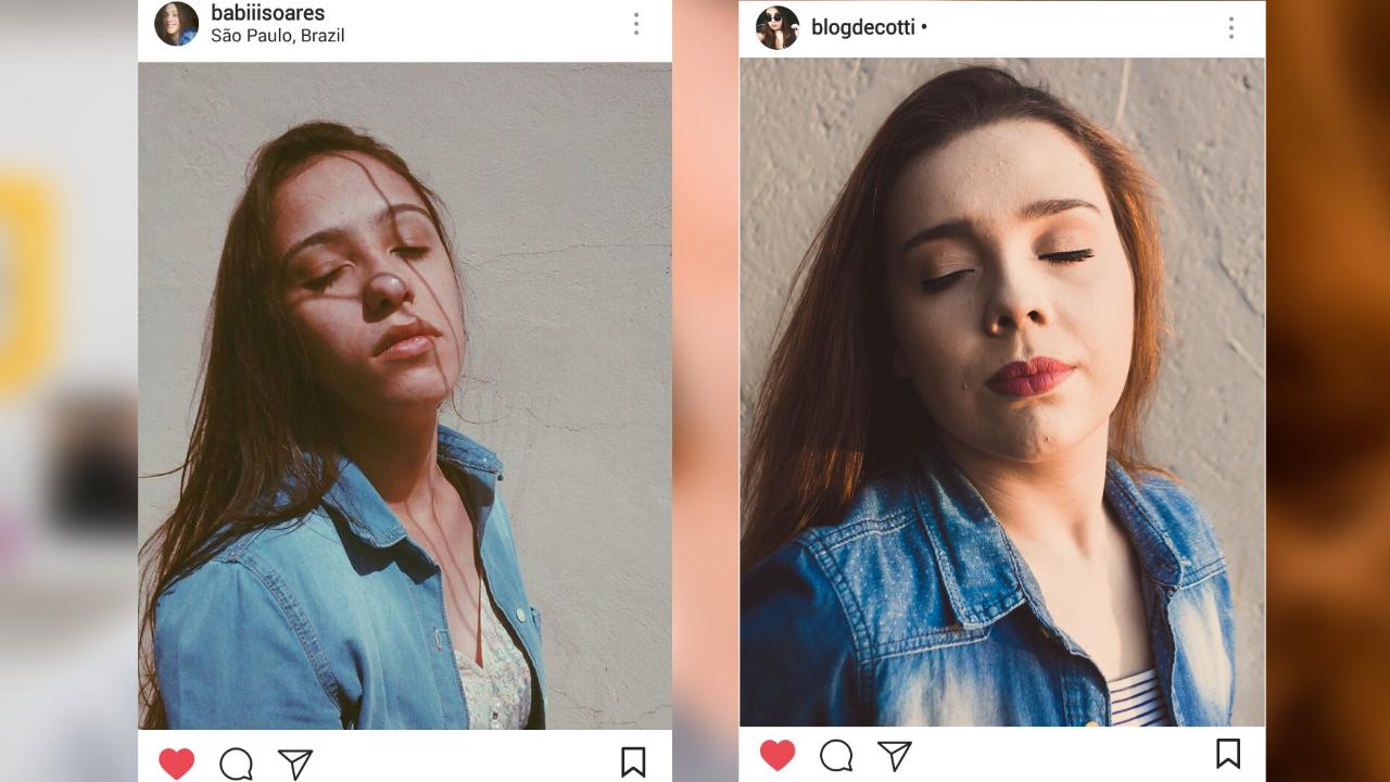 Imitando Fotos Tumblr das Leitoras - Recriando fotos de Inscritos
