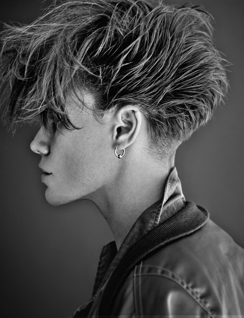 Top androgynous models and the secret to owning the style
