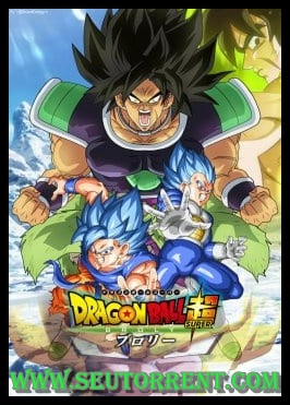 Dragon Ball Super Broly Torrent Download 1080p | 720p (2019)