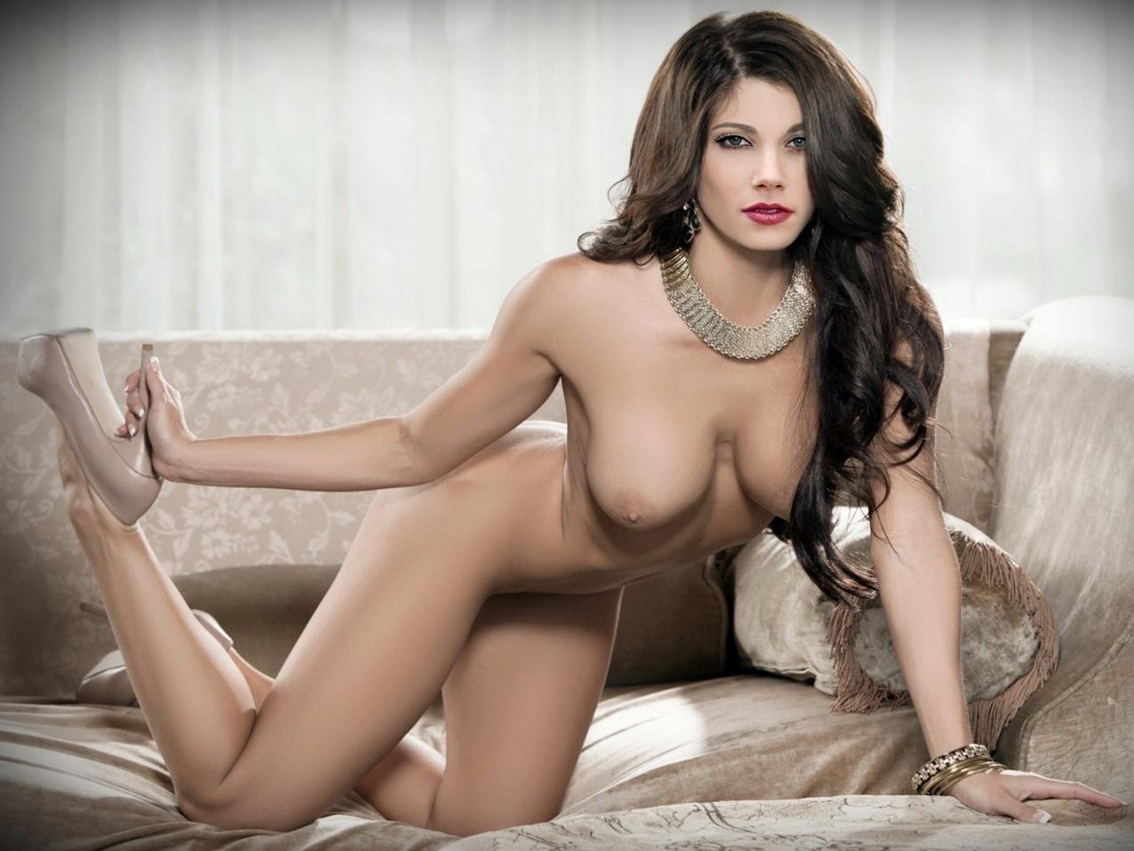 Amber mcdonald naked