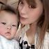 이타가키 아즈사 ( 板垣あずさ ) 8개월된 아이 의 엄마되다!