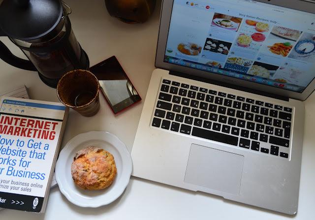 food blog gestione social media