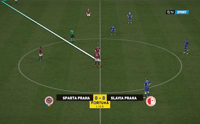 FIFA 16 Graphic Pack Czech Fortuna Liga Season 2018/2019