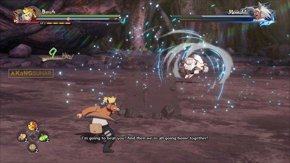 Download Naruto Shippuden Ultimate Ninja Storm 4 MULTi11 Repack Full Crack
