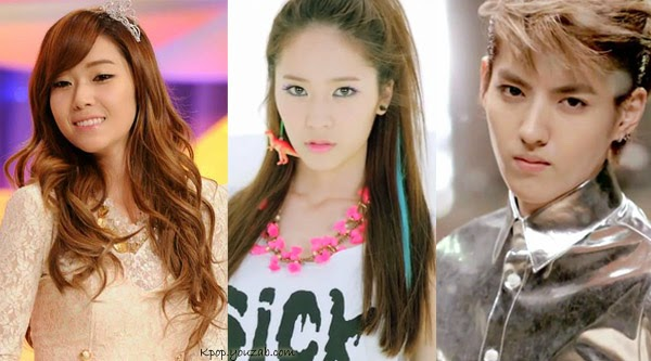 Jessica, Krystal & Kris sing Say Yes for Make Your Move ...