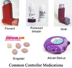 My Life As An Asthma Mom Types Of Maintenance Or Controller