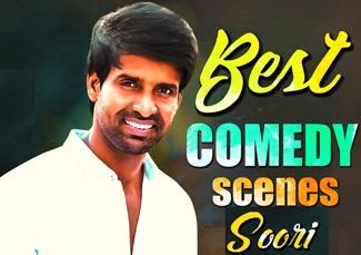 Soori Best Comedy Scenes | Vishnu Vishal | Jiiva | Atharvaa | Robo Shankar | Rajendran