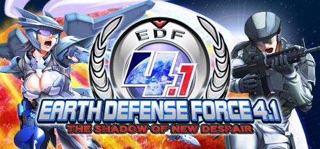EARTH DEFENSE FORCE 4.1 TS Of New Despair
