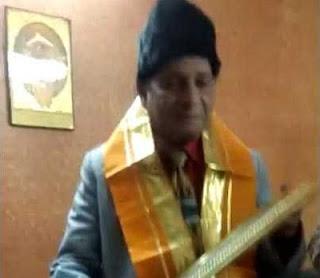 novelist-dr-bhagwati-sharan-mishra-awarded