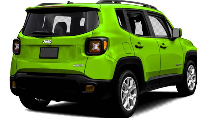 2017 Jeep Renegade Changes