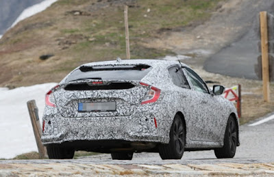2017 Honda Civic Hatch Will Come For US