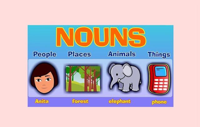 Pengertian Noun, FUngsi Noun, Jenis Noun, Contoh Noun