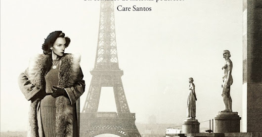 LARGO INVIERNO EN PARIS / Juan Vilches / Ediciones B.