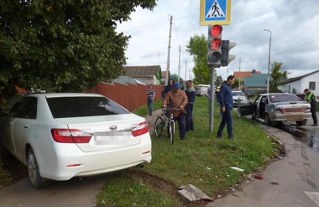 В Башкирии в ДТП пострадал ребёнок
