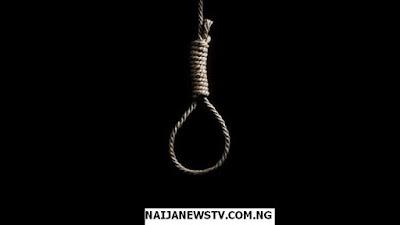 Nigerian Generator Repairer Hangs Himself to Death