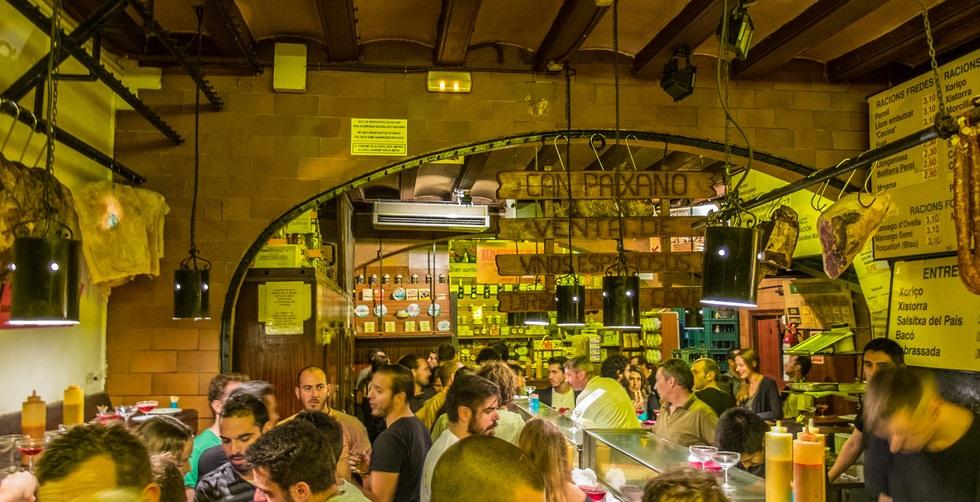 I migliori ristoranti e tapas bar di barcellona for Migliori hotel barcellona