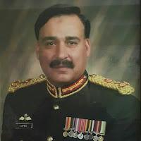 Brigadier abdul hafeez