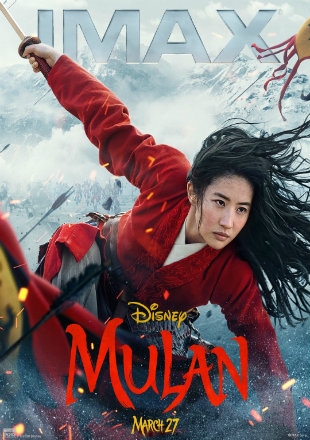 Mulan 2020 HDRip 720p Dual Audio In Hindi Chinese