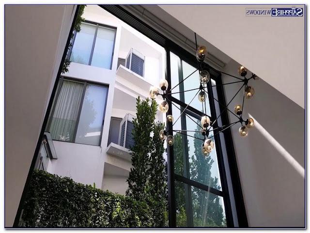 Sapphire GLASS WINDOW for sale