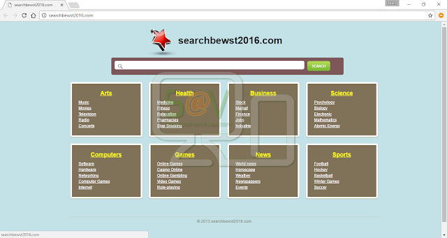 Searchbewst2016.com (Hijacker)
