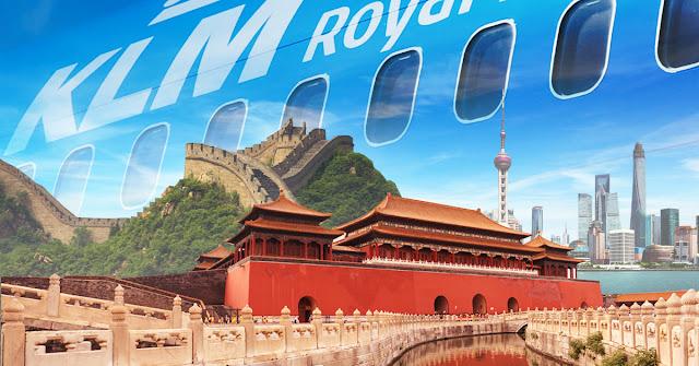 KLM y China Southern Airlines operarán vuelos compartidos entre Europa y Asia