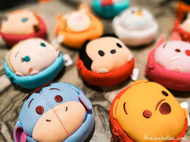 Disney Tsum Tsum x Cathy Doll Makeup Collection