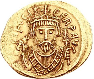http://www.thehistorianshut.com/#!incredible-byzantine-emperor-phocas/x0m55