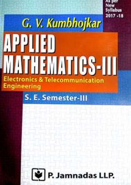 Applied Mathematics - 3 || EXTC - Engineering On Your Finger