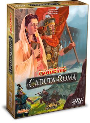 Pandemic: La Caduta di Roma [recensione]