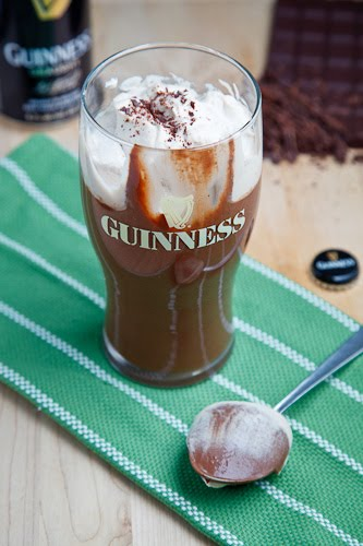 Guinness Chocolate Pudding