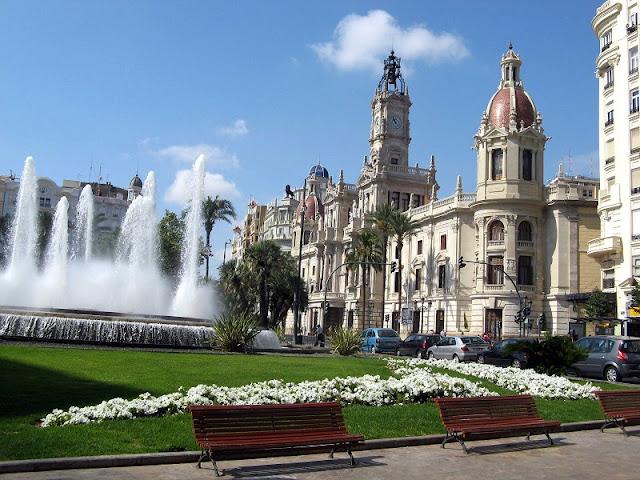 Passeios em Valencia