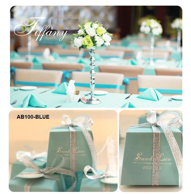 My Favor: AB100 Korean Style Wedding Gift Box / Gorgeous