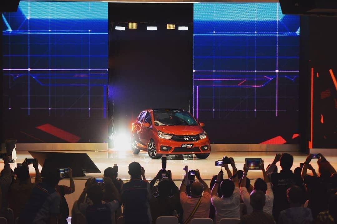 All New Honda Brio Meluncur Di GIIAS 2018, Apa Saja Yang Baru?